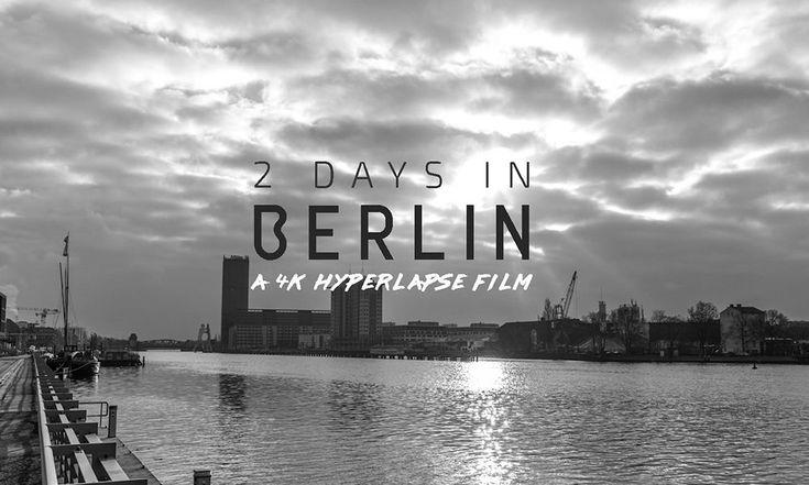 VIDEO Berlin in Black and White: a 4K Hyperlapse  https://buff.ly/2t4mJCL?utm_content=buffer52452&utm_medium=social&utm_source=pinterest.com&utm_campaign=buffer #Germany #timelapse
