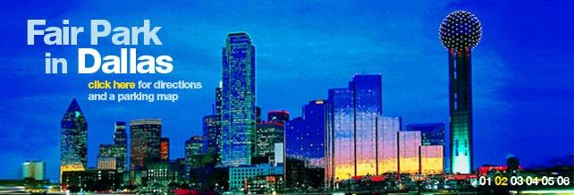 State Fair Of Texas - Fair Park in Dallas - Sept 28 - Oct 21, 2012