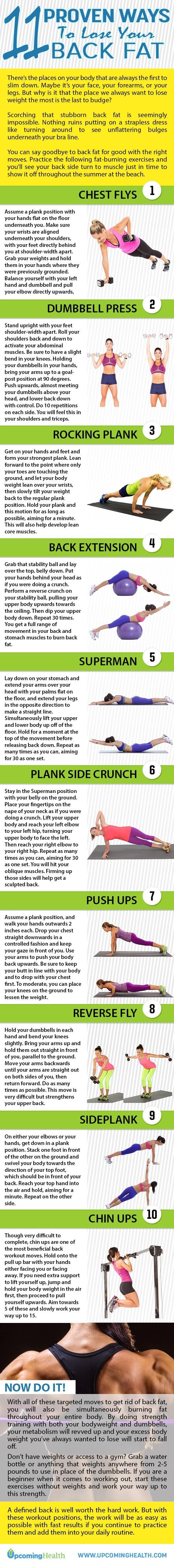 best 20 lose back fat ideas on pinterest u2014no signup required