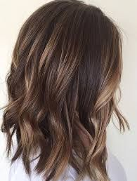 Image result for brown hair highlights