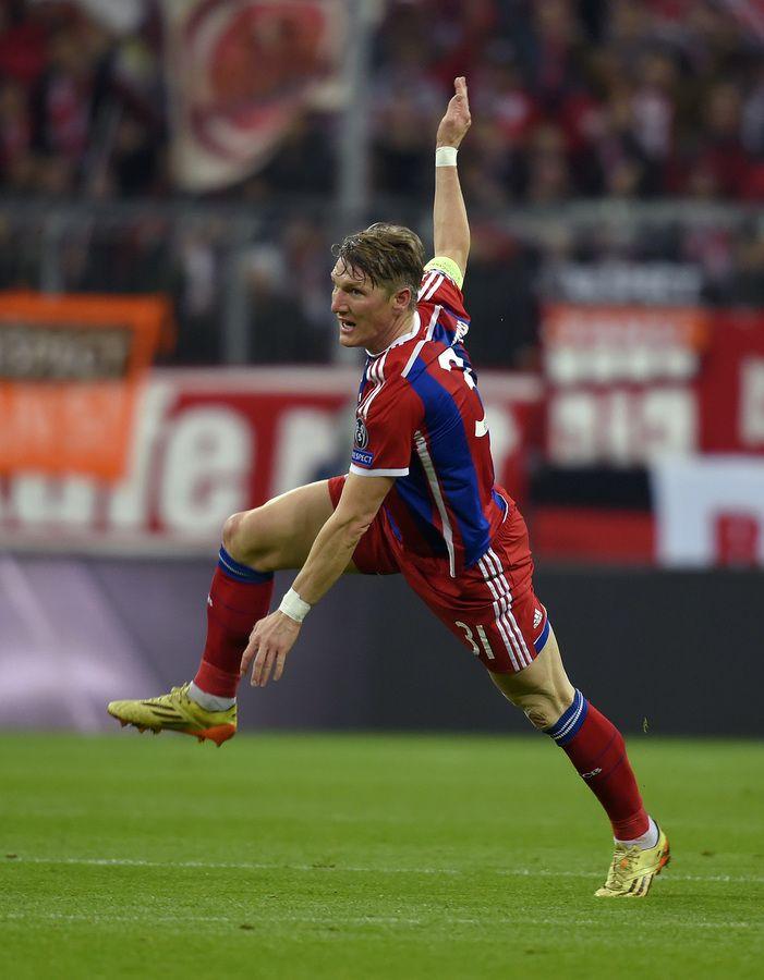 Bastian Schweinsteiger 2015