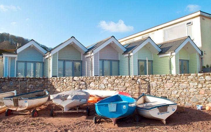 Shaldon Beach Huts in Devon, reviewed