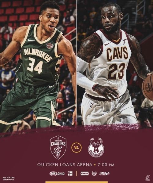 Gameday at The Q! #AllForOne (at Quicken Loans Arena) http://ift.tt/2zkBcfM