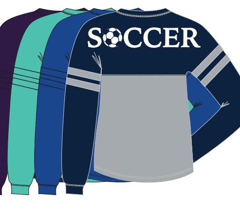 SOCCER Football Jersey
