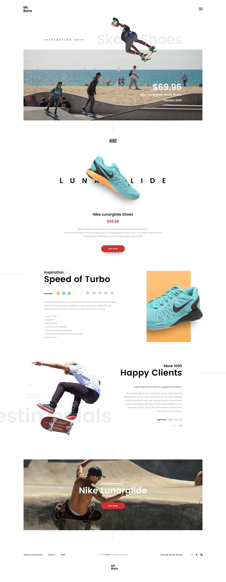 Home single productMr.Bara | Home Shoes Concept by C-Knightz Art in Mr.Bara - Creative Ecommerce PSD Template