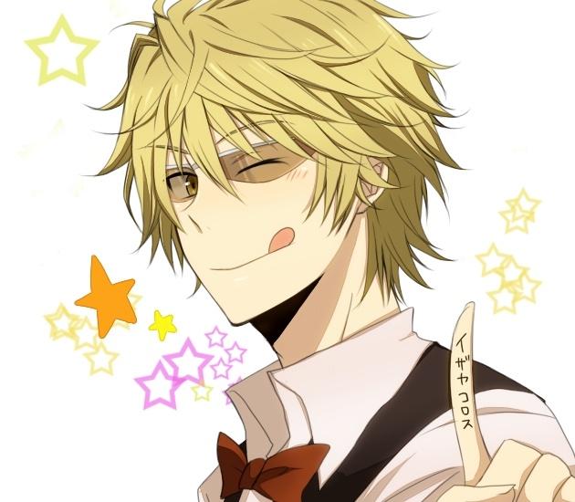 Anime boy, , Heiwajima Shizuo, , Durarara!!, , DRRR