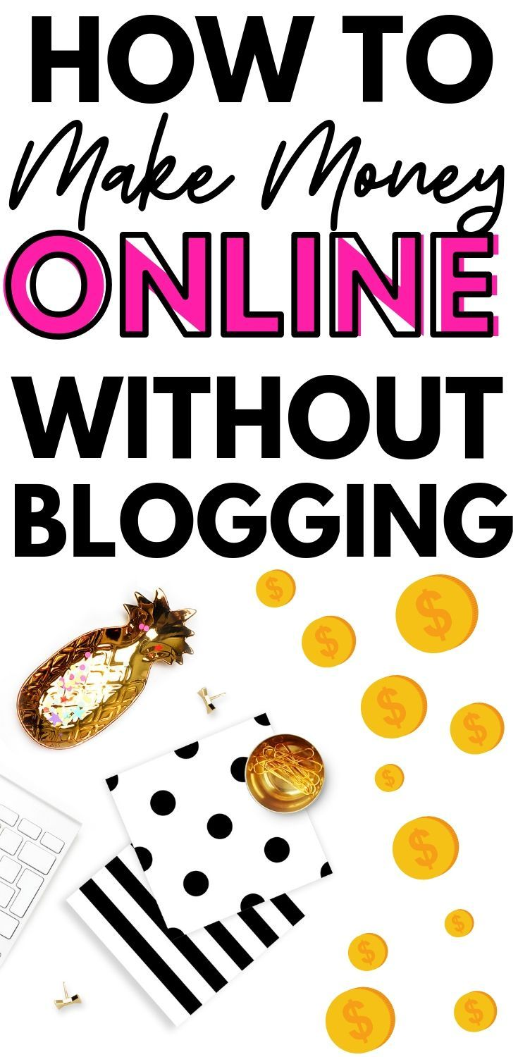 How to Make Money Online Without Blogging – The Million Dollar Mama | Make Money From Home | Get Healthy | Live Your Best Life