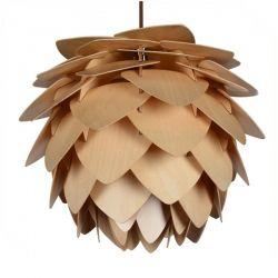 Lampe LEAFY feuilles de bois