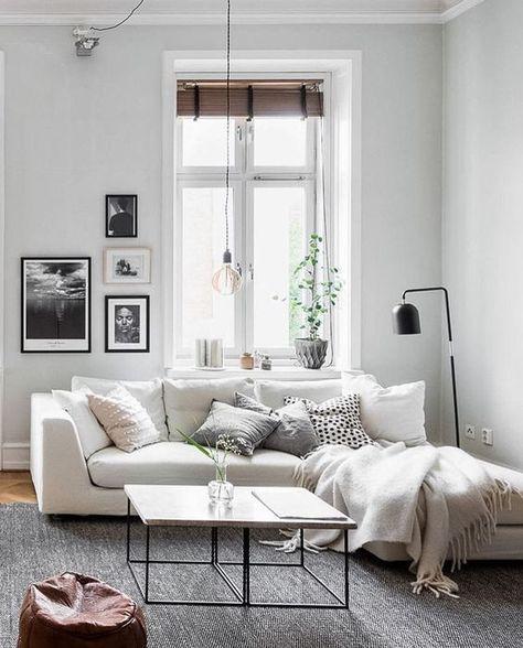 Best 25+ White sofas ideas on Pinterest | Living room decor grey ...