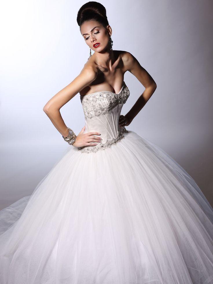 Glamorous Victor Harper Wedding Dresses