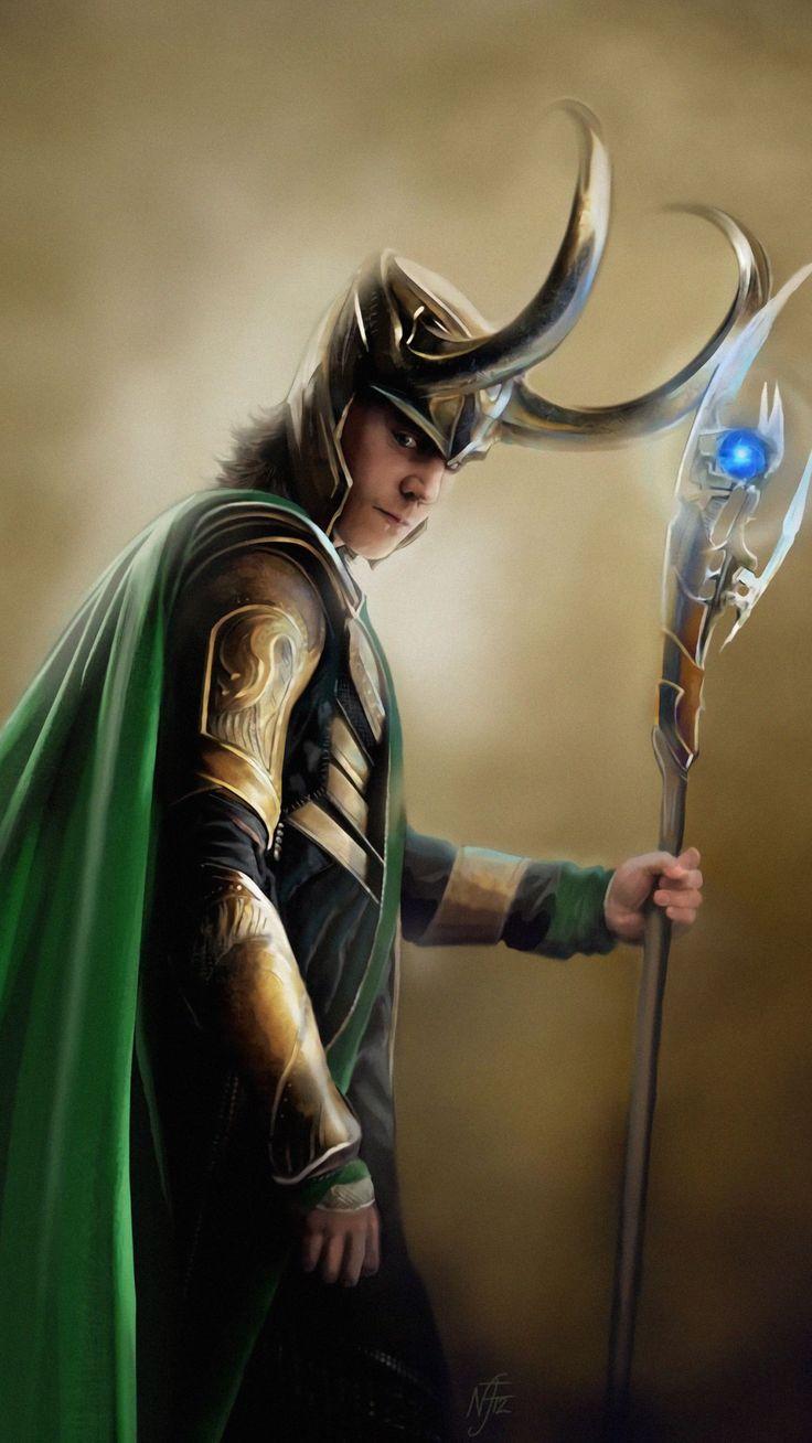 Loki #comics #phonewallpapers