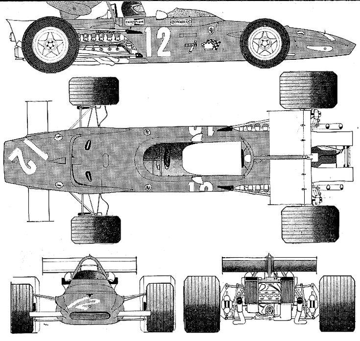 39 best ferrari 312b images on pinterest formula 1 race cars and cars ferrari 312 blueprint 1970 malvernweather Gallery