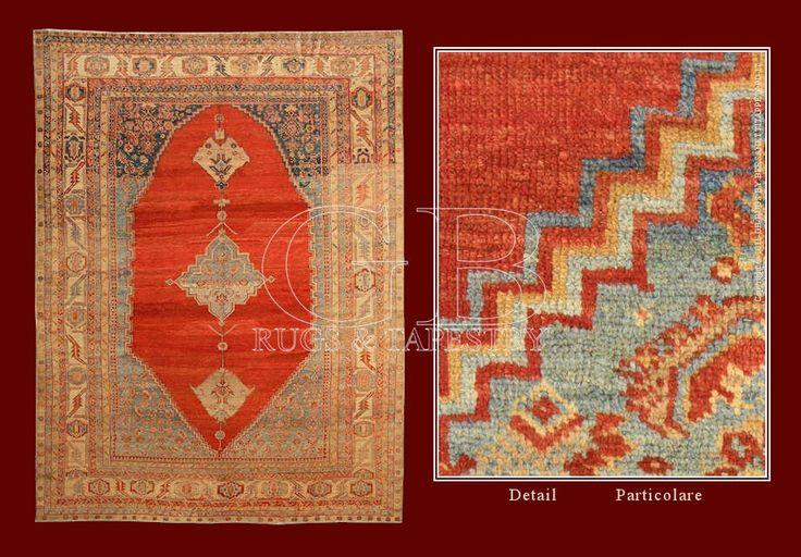 Bakshaiesh antique Rug, or Bakshayesh, of Iranian Azerbaijan, near Tabriz_140931572600