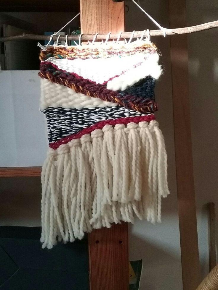 Following #maryannemoodie weaving
