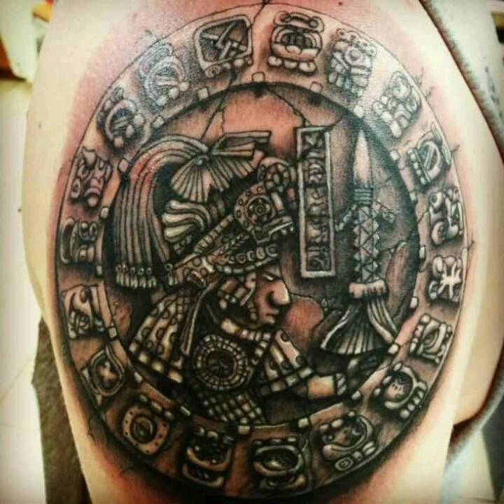 17 best images about tattoos on pinterest maya neck tattoos and black and grey rose. Black Bedroom Furniture Sets. Home Design Ideas