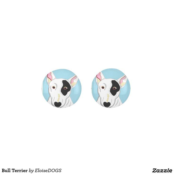 Bull Terrier Earrings