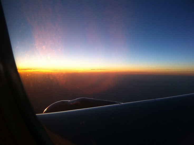 low priced dceb7 2abe6 ... Sunset view over Eastern Europe, probably Bulgaria or Hungary. WizzAir  It is still possible