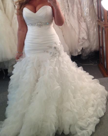 Size With Big Chestwedding Dress Pics Please Wedding Breast Curvy Plus