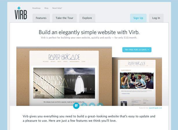 Navigation patterns for ten common types of websites | Webdesigner Depot