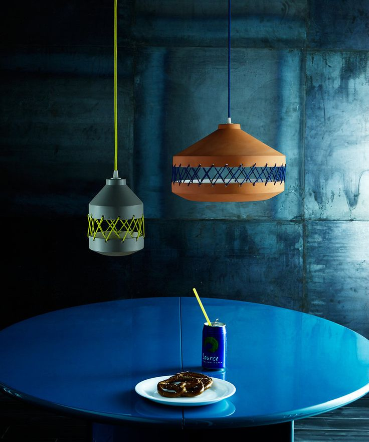 Tie Lamp – Incipit lab