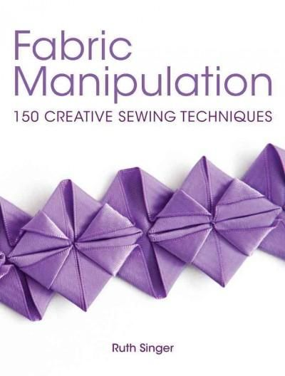This is truly an essential resource for all sewists! Set to be the new The Art of Manipulating Fabric, Ruth Singer offers a modern interpretation of fabric manipulation in this book, with hundreds of
