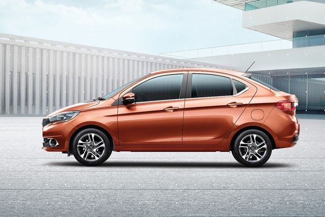 Tata Tigor AMT launched in India at Rs 5.75 lakh: Will be available in the XTA and XZA petrol variants only!
