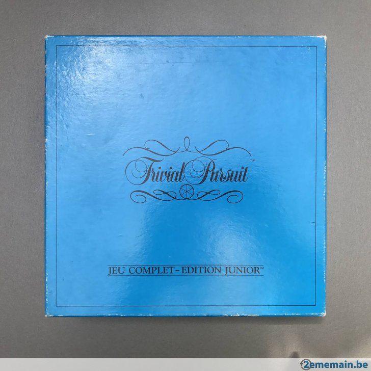 Trivial Pursuit Edition Junior de Horn Abbot - A vendre