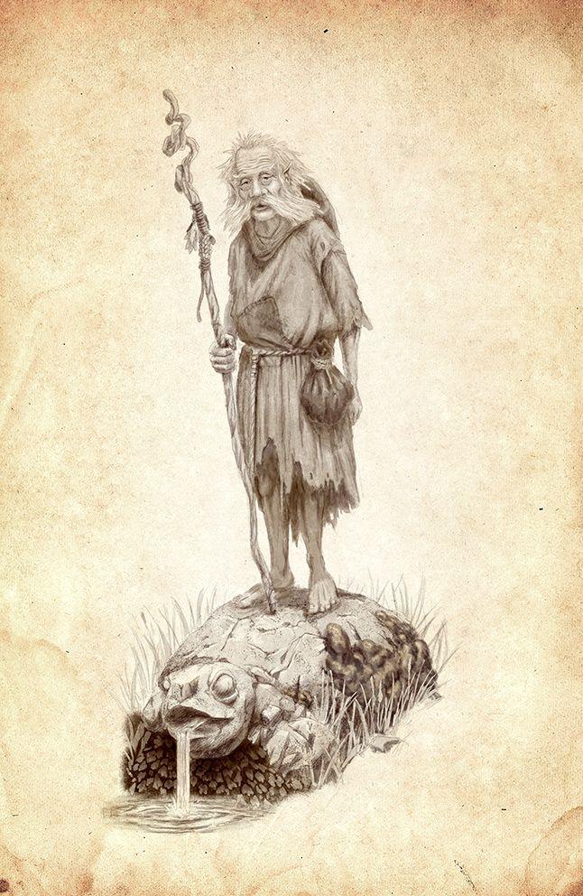 Druid - by Claudio Prati