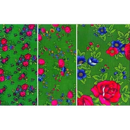 Traditional Polish fabric pattern