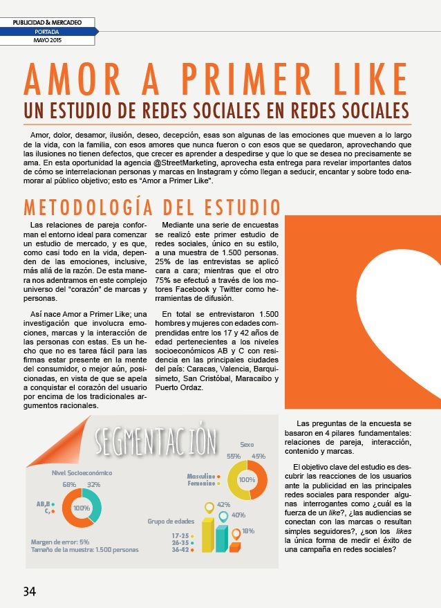 #amoraprimerlike #reportaje #marketingdigital #venezuela