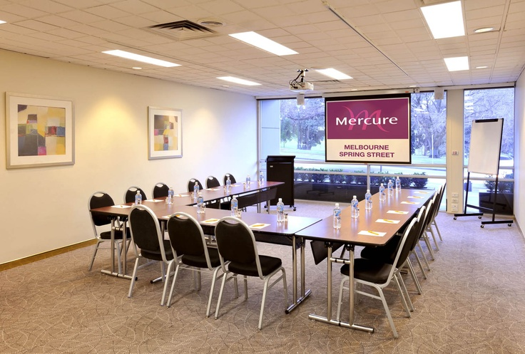 I love this conference venue in Melbourne, great fresh facilities, good prices and I get lots of great feedback from our clients. visit www.melbournehotelconferences.com/MercureMelbourneTreasuryGardens.htm