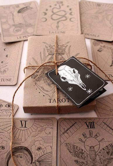 Sophia M. A. Eisenhut TAROT Karten Marseiller Tarot 22 Karten des großen Arkana…