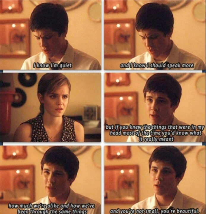 sam perks of being a wallflower quotes quotesgram