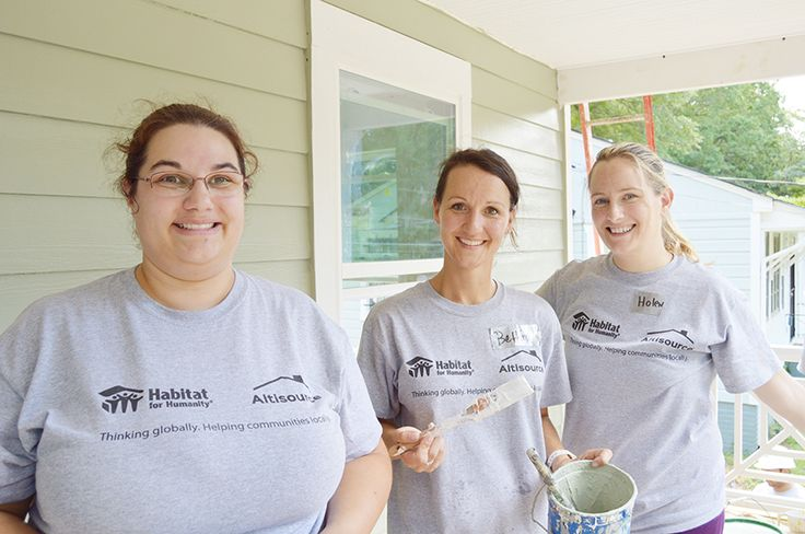 In 2017, #Altisource will fund and provide volunteer support for new #HabitatforHumanity home construction and repair projects in Atlanta, Boston, St. Louis, Los Angeles, Sacramento, central Arizona, Denver and Greater Detroit. This is the second year that Altisource has partnered with Habitat.  #ThankYou