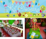 Lil' Occasions - Cape Town, offers a party planning & decor service for children's parties. Nowadays with both parents working, you barely find the time to spend with your little one, never mind organising their birthday party. Year by year your children are growing, and their celebration of becoming a year older has to be better and bigger than the last one.