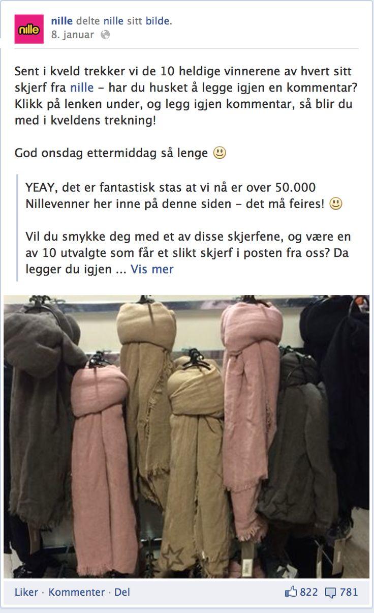 http://facebook.com/nillenorge