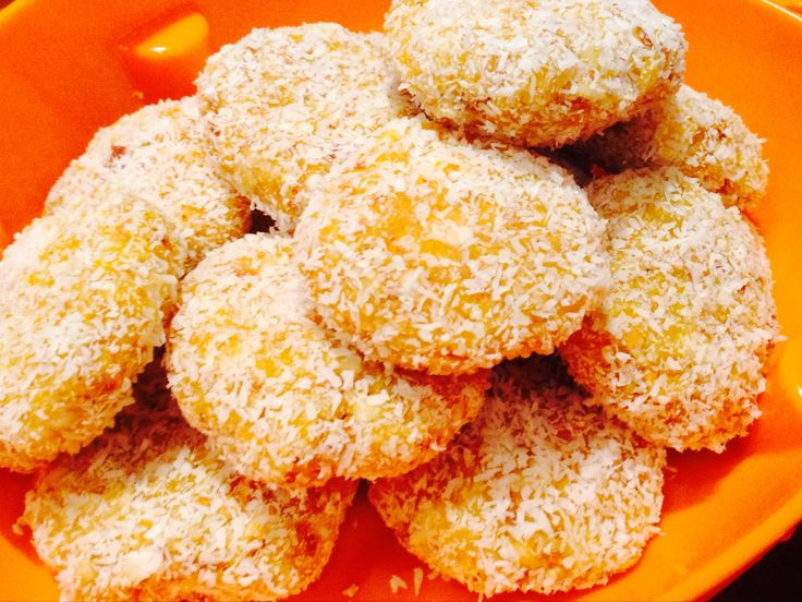 APRICOT AND ALMOND BLISS DISCS