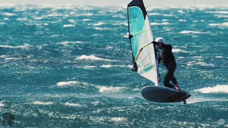 Foil Magazine, supfoil, kitefoil, surffoil, windfoil, hydrofoil Nouvelle vidéo par Horue Movie, Storm windfoiling