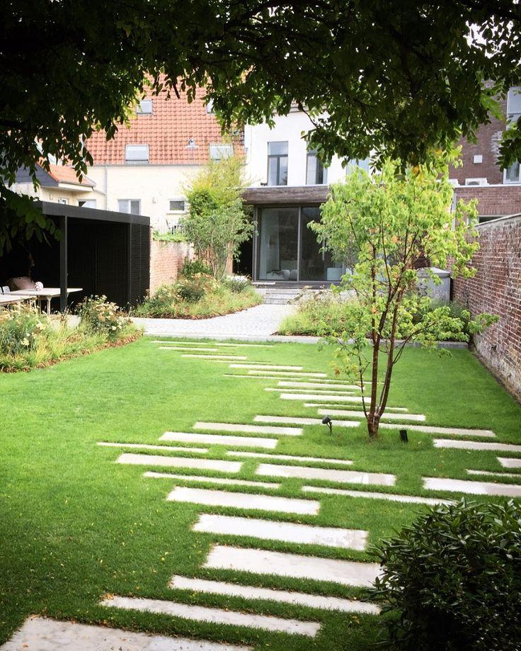 Buro Aussen Ternat Stadtgarten Pieter Van Hauwermeiren Landschaftsarchitekt Garten Stadtgarten Landschaftsbau Landschaftsdesign