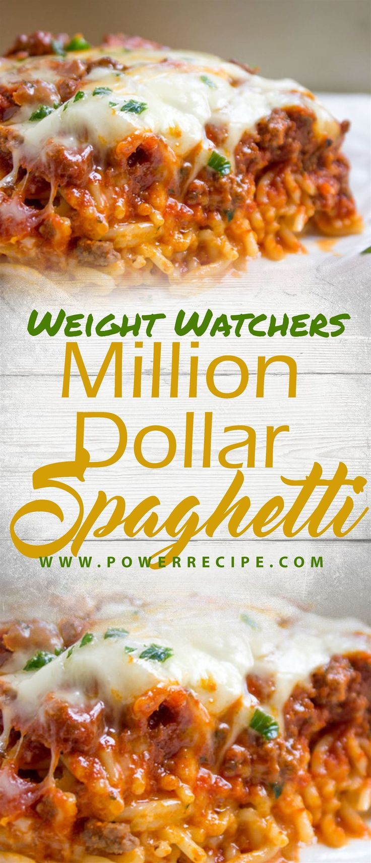 Million Dollar Spaghetti – All about Your Power Re…