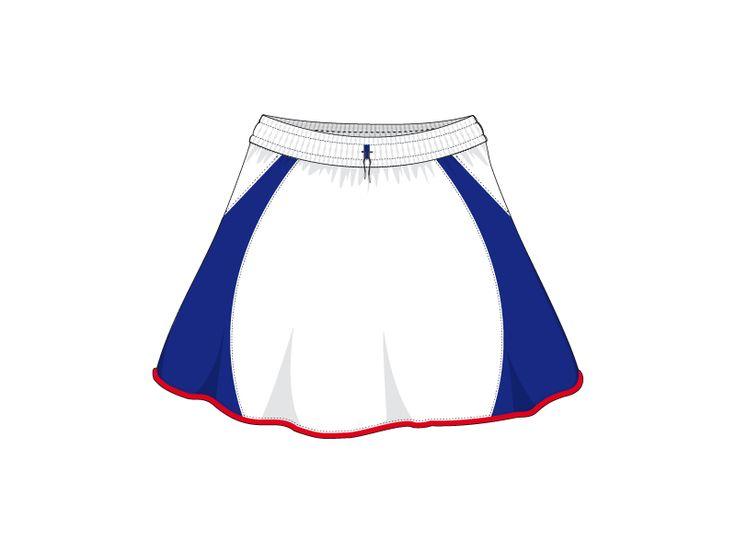 Polleras - American Tennis - Indumentaria deportiva especial