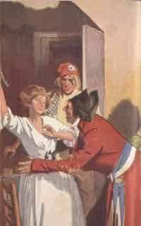 Orczy, La Lega della Primula Rossa Ill. non firmata
