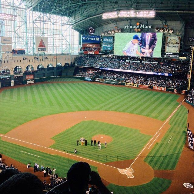 Houston Astros Stadium