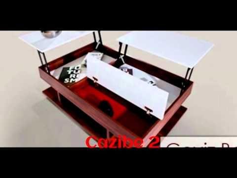 Konferenční stolek CAZIBE 2 - BIGA nábytek