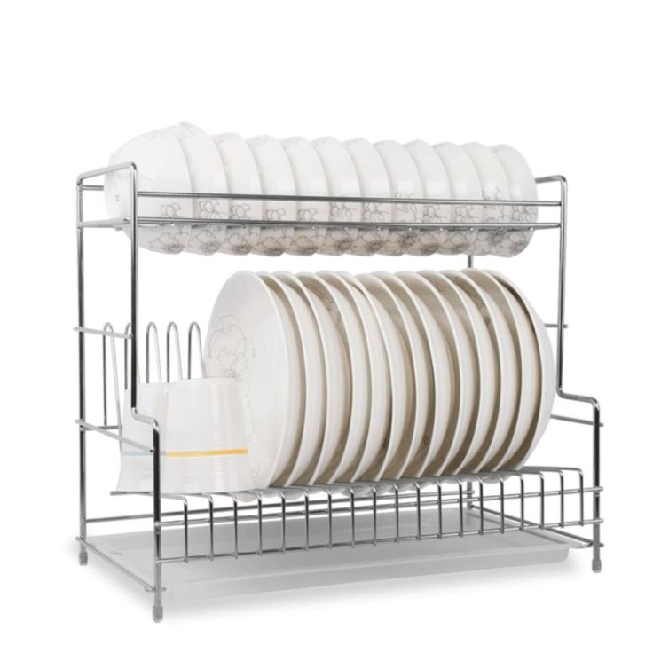 Kitchen Dish Cup Drying Rack Drainer Dryer Tray HW005 - intl<BR><BR><BR>shop-kitchen-and-table-linen-accessory<BR><BR>http://www.9mserv.com/detail.php?pid=1392001&cat=shop-kitchen-and-table-linen-accessory