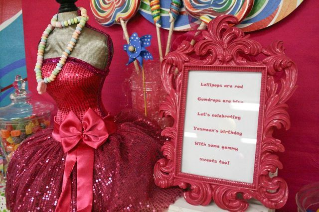 "Photo 1 of 13: Candy, Candyland, Candy Land / Birthday ""Candy Land Birthday Party"" 