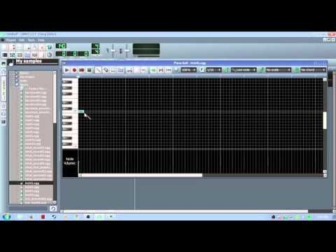 How To Make Music : LMMS Tutorial - YouTube
