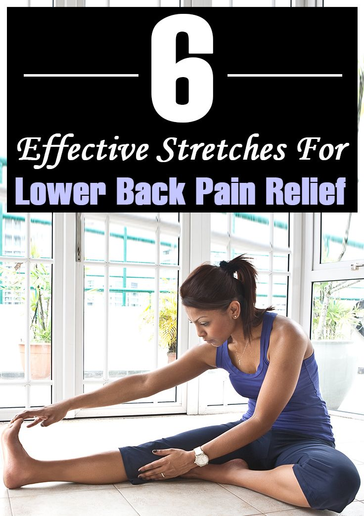 The one universal problem that disturbs most people at various points in their life is back pain. Given here are 6 effective stretches for lower back pain for you to know