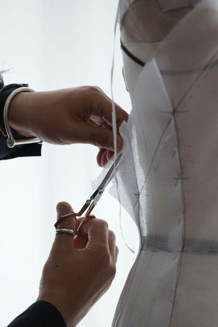 Making Cannes Red Carpet Dresses - Dior Ralph & Russo | British Vogue