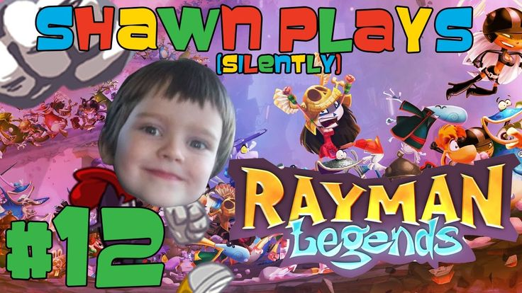 Shawn Silently Plays: Rayman Legends #12